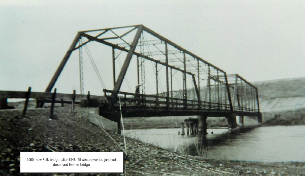 029 1950 new Falk bridge